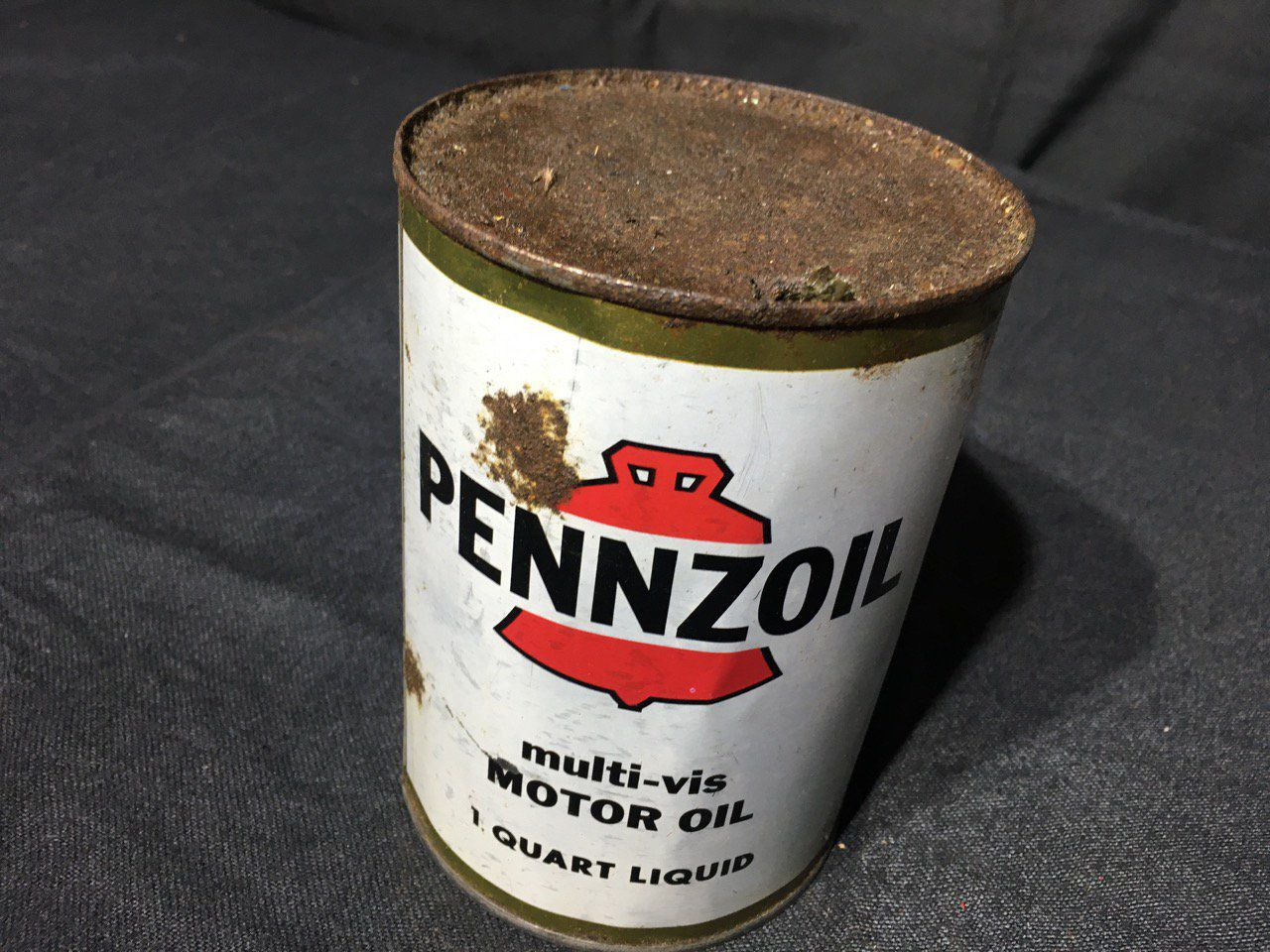 Oil Can Pennzoil